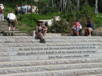 John Muir quote--Mt. Rainier