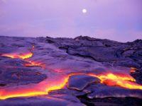 Kilauea volcano, Big Island, Hawaii