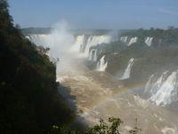 Iguassu falls, brazilizn side
