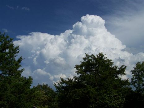 CLOUD FORMATION 1