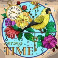 Spring Time - 324