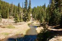 Social Distancing on the Las Conchas Trail - San Miquel Mountains, NM