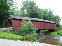 Enslow Covered Bridge, PA, 1904