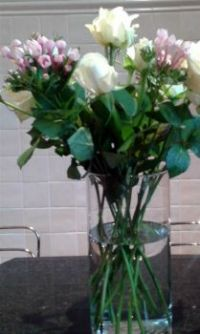 Flowers in a Vase (8) (Large)