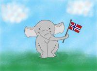 A norwegian elephant