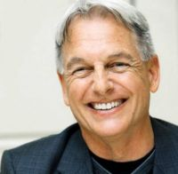 NCIS Happy Gibbs - Mark Harmon