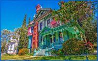 Heritage Square Museum California