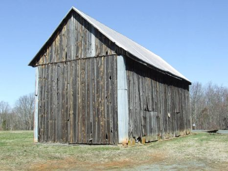 Virginia! A Similar Barn Close By