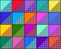 Triangled Patterns!! ~ XL