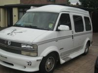 Chevrolet Astro Day Van