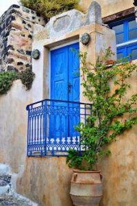 Colors Of Santorini