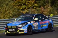 BMW M240i on the Nordschleife