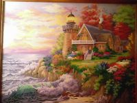 My Lighthouse Painting (Large)