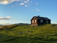 House in the pasture
