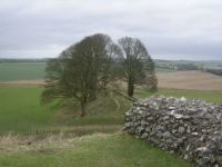 Old Sarum - Iron Age Fort
