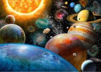 ~Planets and their Moons~