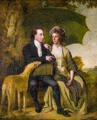 The Rev. and Mrs. Thomas Gisborne, of Yoxhall Lodge, Leicestershire