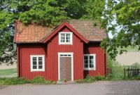 Little cottage in Sweden, by Calle Eklund (pic cropped)