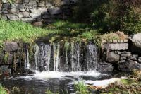Little New England Waterfall