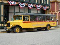 Skagway Alaska Street Car