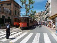 Soller Majorca Trams