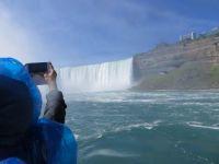 Niagara Falls from Maid O' The Mist