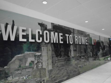 Welcome to Rome