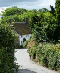 lustleigh im Dartmoore