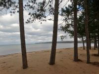 Sand Bay, off of Keweenaw Bay, Lake Superior