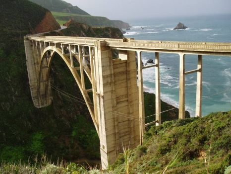 Bixby Creek Bridge CA 1