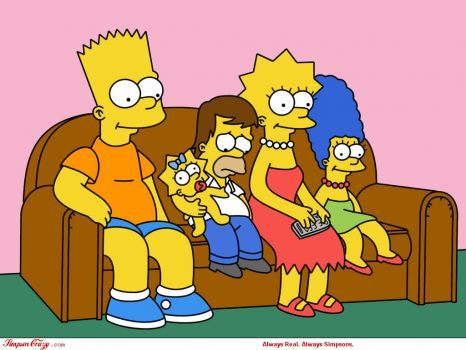 The-Simpsons-