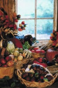 Bountiful Thanksgiving Wishes