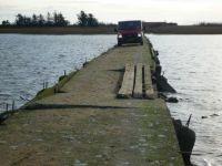The longest private bridge in Denmark