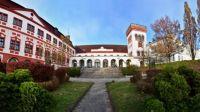 Czech republik Liberec chateau