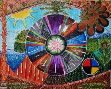 Vision of the Mayan