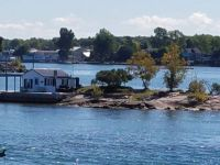 A home on one of the Thousand Islands