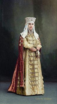 La Contesse Elisabeth Moussine-Pouchkine