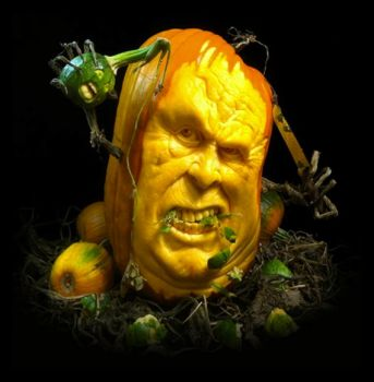 Amazing Pumpkin Carving - #5 of 17