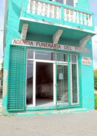 Funeral home in Curacao                              196-001