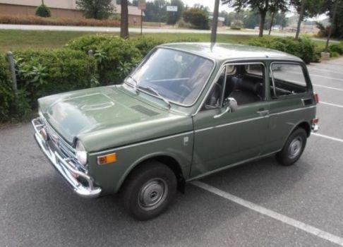 1972 Honda N600 Sedan