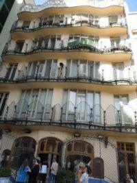 Gaudi Casa Battlo, Barcelona