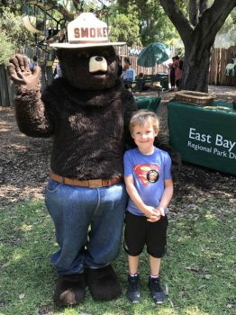 Grandson And Smokey