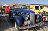 1938 Cadillac LaSalle Convertible