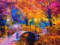 Bridge over Autumn
