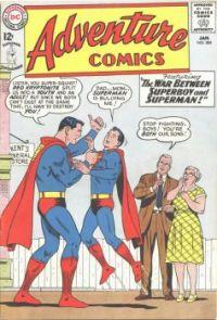 Superman Versus Superboy