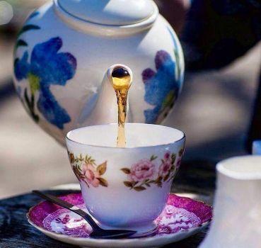 Tonight's Lovely Tea