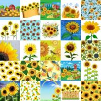 284 Sunflowers