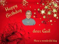 Happy Birthday dear Gail (octomom)