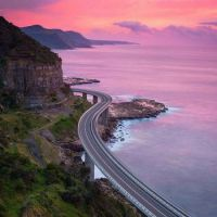 Seacliff Bridge - Wollongong