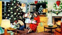 Fifties Christmas